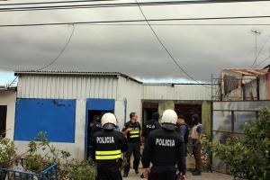 Tres hombres fueron detenidos por la PCD por trágico de drogas