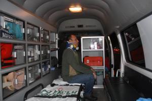 Cantillo fue trasladado al hospital Calderón Guardia