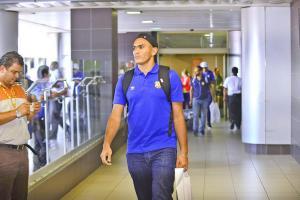 Cristian Lagos fue figura en Honduras al marcar el gol del empate que mantiene viva la ilusión de clasificar