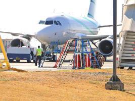 Más pasajeros prefieren aterrizar en el atractivo Aeropuerto Internacional Daniel Oduber.