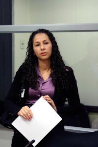 Luis Vargas Fernández presentó un recurso de amparo a favor de Vivían Mejía, criminóloga que reveló presuntas irregularidades en el cuerpo de seguridad del ICE.