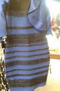 Redes sociales se llenan de polémica tratando de definir de qué color es el vestido