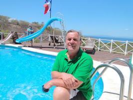Alain Gayhardi vino de vacaciones a Tiquicia, donde tiene buenos recuerdos por el título que consiguió con Liberia Mía