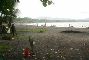 Los ambientalistas denuncian irregularidades en playas talamanqueñas
