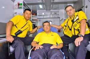 Esteban Muñoz debe asistir regularmente a citas en el INS.