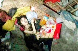 Zhang Qi estuvo cautiva 6 años