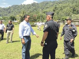 Luis Ernesto Carles Rudy, ministro de Trabajo panameño