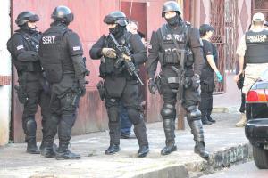 Más de 50 agentes del OIJ participaron en el operativo