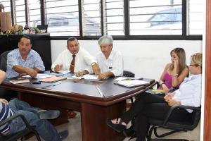 La Cámara de Seetaxi llevará su protesta a las calles ante la posición cerrada del CTP