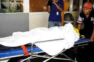 El pinolero resultó gravemente herido luego de que un carro lo atropelló en San Sebastián