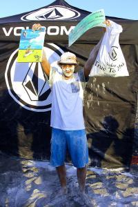 """""""Beto"""" Muñoz quiere seguir los pasos de su hermano """"Cali"""" y competir a nivel profesional. (Foto: Randall Sandoval)"""