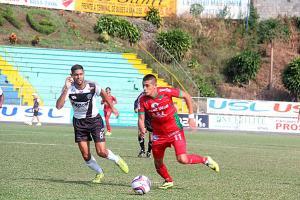 AS Puma golpeó como visitante a Carmelita en el estadio Allen Riggioni. (Foto: Róger Soto, corresponsal)