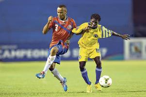 Costa Rica cumplió en su debut venciendo 4-0 a Santa Lucía en el Premundial de Concacaf. (Foto: Concacaf)