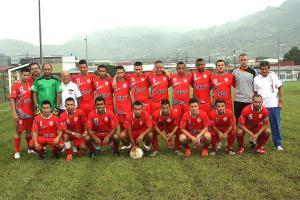 Sagrada Familia liquidó como local a Santo Domingo de Heredia y lo dejó fuera del torneo al derrotarlo 3-0