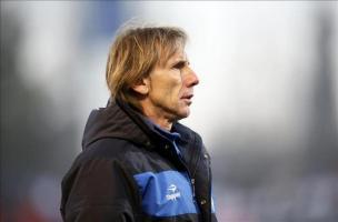 El entrenador argentino Ricardo Gareca.