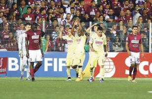 El Sapri visita mañana al América con la desventaja de 3 goles obtenida en el partido de ida en Tibás
