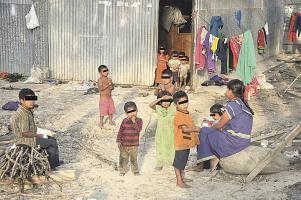 Por el reportaje donde se ven niños Ngöbes en franca desprotección, las autoridades quieren ayudar a estos indígenas.