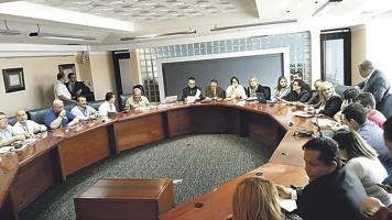 La última reunión de la Comisión Negociadora de Salarios terminó en pleito y denuncia ante la OIT