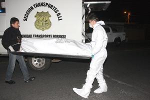 El cuerpo de Ávila fue levantado por agentes del Organismo de Investigación Judicial