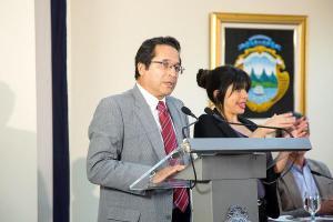 Bernardo Jaén, director de Senasa, dijo que una parte de los recursos se usará para alimentación de emergencia de los animales