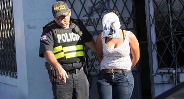 Villarreal fue detenida y remitida a la Fiscalía de Cañas
