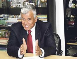 Víctor Morales, ministro de Trabajo