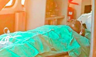 Una de las víctimas ingresó delicado al San Juan de Dios