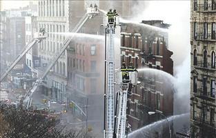 Las autoridades aún mantienen las labores de rescate