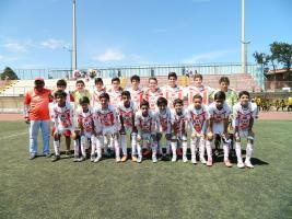 El conjunto de AS Puma U-15 recibirá mañana a Carmelita en el Polideportivo de Belén. (Foto: Carlos Barquero)