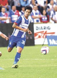 Carlos Hernández ha vestido la casaca de tres equipos en la máxima categoría