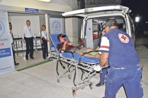Manuel Arguijo recibió dos balazos en la cabeza