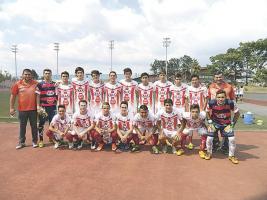 El alto rendimiento de AS Puma no pudo en casa y cayó 2-7 en su campo ante Carmelita. (Foto: Carlos Barquero)