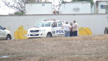 Las autoridades levantaron el cadáver