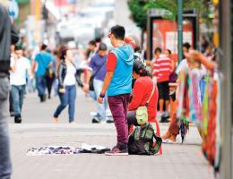 Trabajo infantil. En 2011 el país tenía 47.400 niños en esa condición, es decir el 4,6% del total de esa población