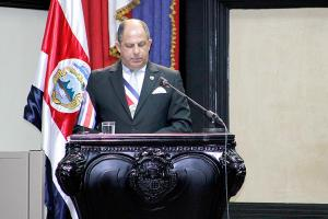 Casa Presidencial confirmó que el discurso fue elaborado por el mandatario y su director de despacho