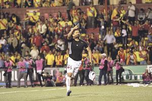 Cristian Oviedo le dio dos títulos de campeón a la Liga por la vía de los penales, en 2010 y 2013. (Foto: Archivo DIARIO EXTRA)