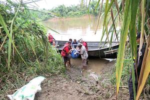Encuentran cuerpo de joven desaparecido en Sixaola