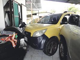 La educadora perdió el control del vehículo y no recordaba lo que sucedió