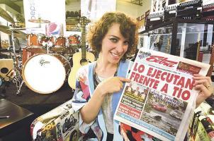 Gaby Moreno se presentó en el Hard Rock Café