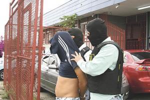 Detienen a nicaragüense con orden de captura