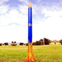 Por primera vez en Costa Rica se lanzarán cohetes que alcanzarán entre 200 y 2 mil metros de altura. (Foto: Cortesía UCR)