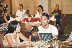 El plantel rojiamarillo celebró con un almuerzo en el Hotel Corobicí