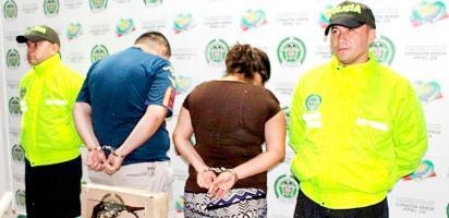 Los sospechosos se encuentran encarcelados