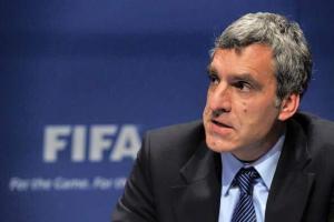 El Director de Comunicación y Relaciones Públicas de la FIFA Walter de Gregorio
