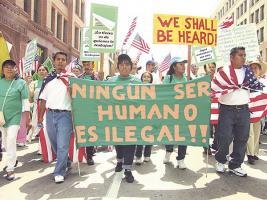La decisión judicial despertó la indignación entre grupos proinmigrantes