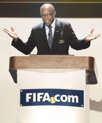Warner fue miembro de FIFA durante muchos años