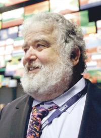 Chuck Blazer integró la Concacaf y la FIFA durante mucho tiempo
