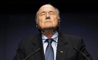 Joseph Blatter, se reunió este jueves por la mañana, en Zúrich, con los representantes de las seis confederaciones continentales,/EFE