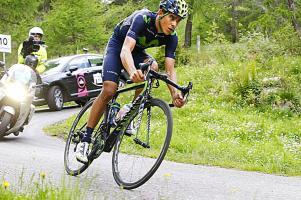 Andrey alista toda su artillería para las 3 últimas etapas del Giro de Italia. (Foto: Movistar Team)