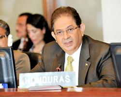 Honduras pide apoyo a plan de Alianza